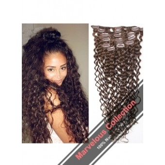Clip-in Weave Natural Curly MC