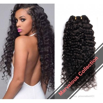 Weave Natural Curly MC