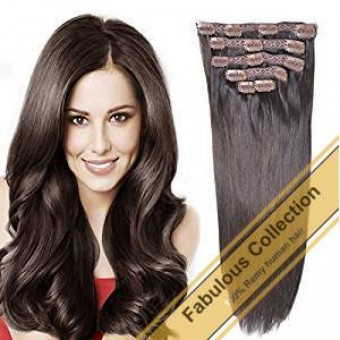 Clip-in Weave Straight BCN