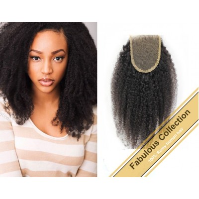 Closure Afro Kinky Curly