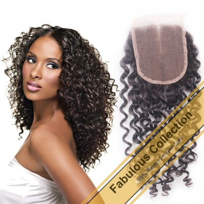 Closure Kinky Curly